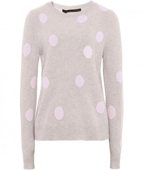 360 Sweater Cashmere Tifa Spotted Jumper