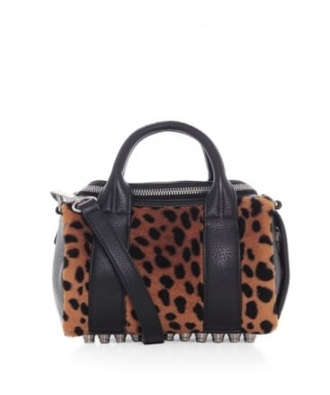 Mini Rockie Cheetah Bag