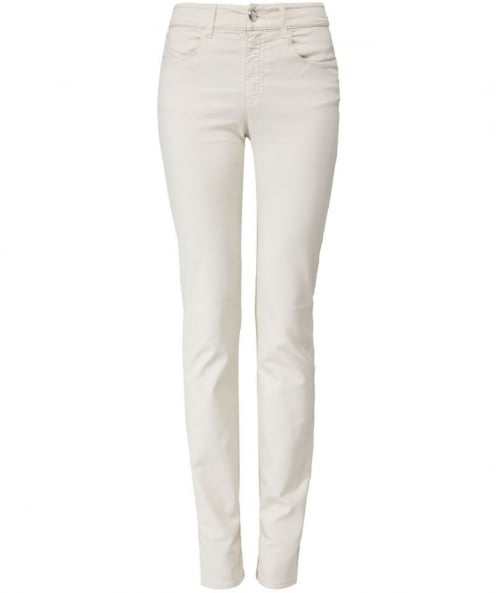 Armani Jeans High Rise Slim Jeans