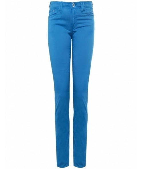 Armani Jeans Mid Rise Skinny Jeans