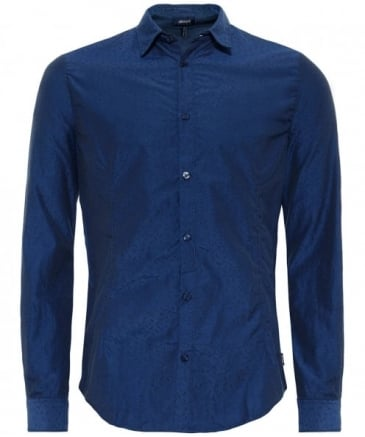 Slim Fit Fine Dash Shirt