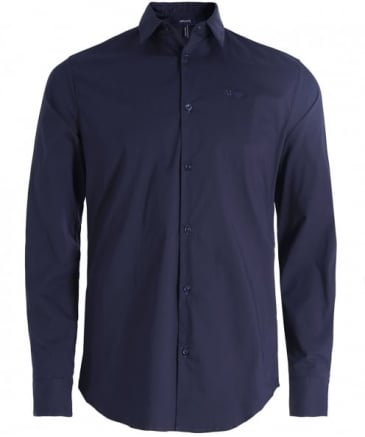 Slim Fit Stretch Shirt