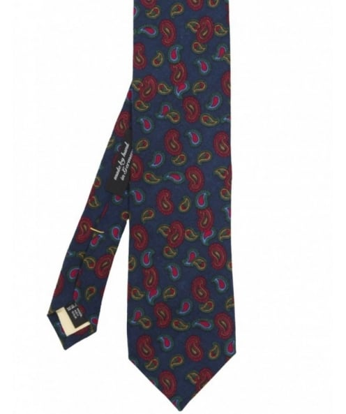 Ascot Accessories Paisley Ascot Tie