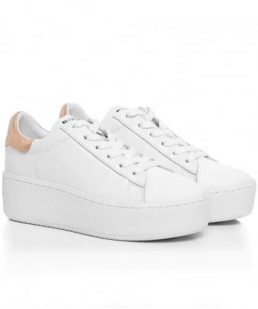 Cult Leather Trainers