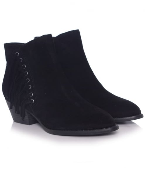 Ash Lenny Soft Ankle Boots