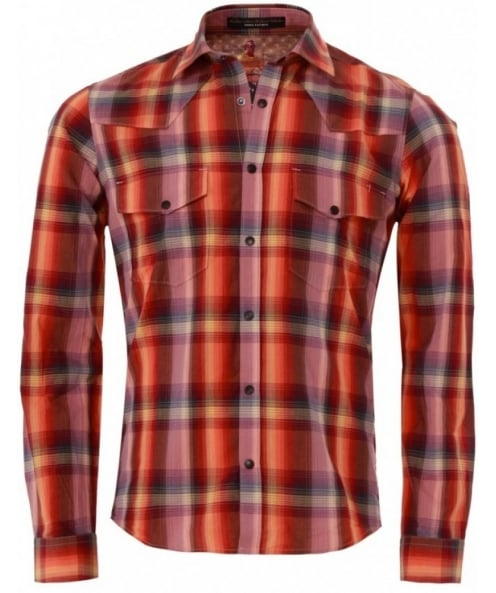 Barbour Check Valley Shirt