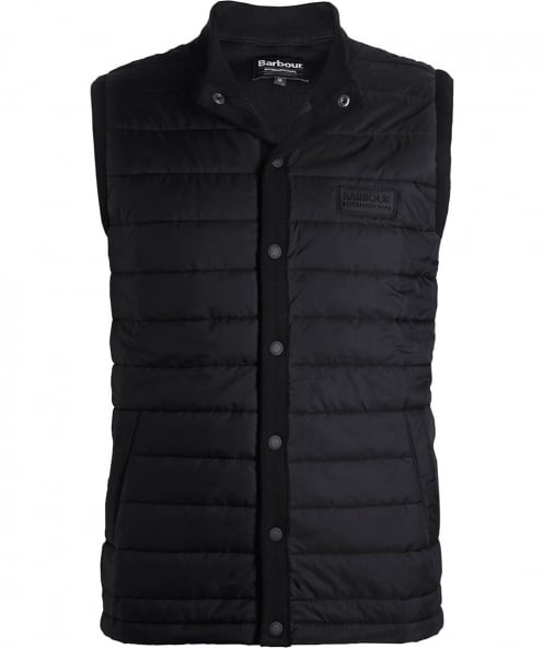 Barbour International Baffle Quilted Gilet