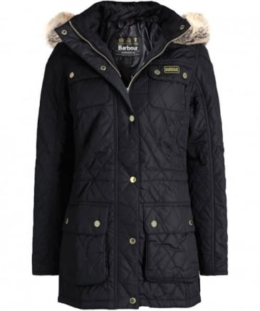 Eduro Quilted Jacket