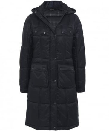 Fairing Quilted Parka Jacket