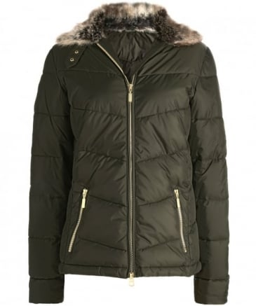 Garvie Quilted Jacket