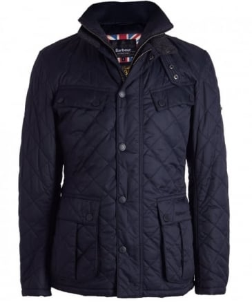Quilted Windshield Jacket
