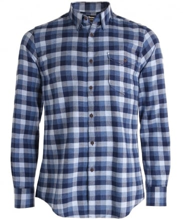 Tailored Fit Grill Check Shirt