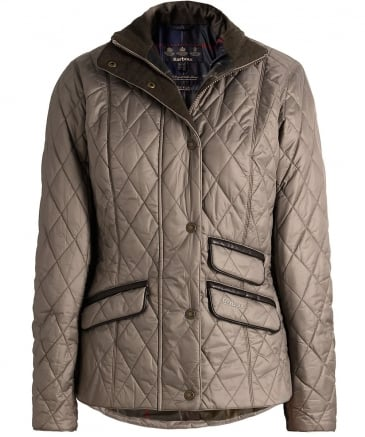 Augustus Quilted Jacket