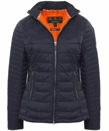Chock Quilted Jacket