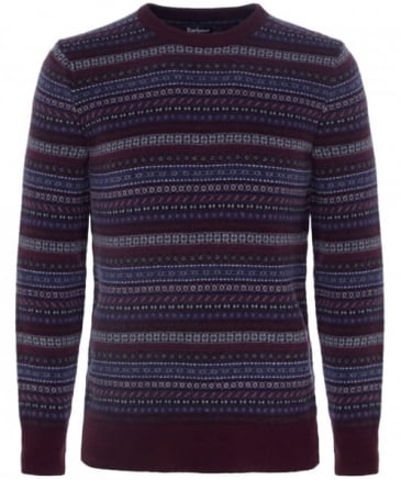 Easton Cashmere Fair Isle Jumper