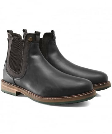 Leather Cullercoats Chelsea Boots