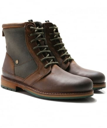 Leather Whitburn Boots