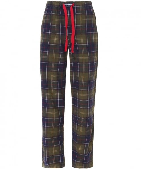 Barbour Pyjama Bottoms