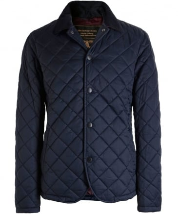 Quilted Drill Jacket