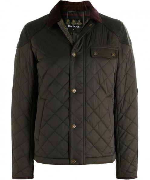 Barbour Quilted Dunnotar Jacket