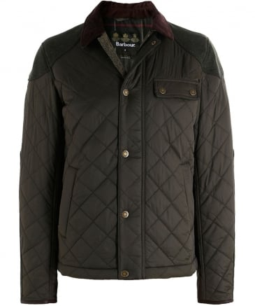 Quilted Dunnotar Jacket