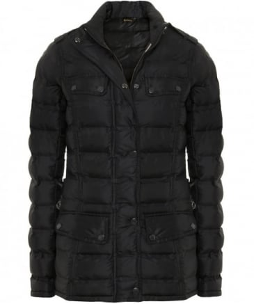 Rider Quilted Jacket