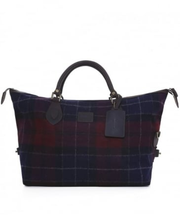 Shadow Tartan Explorer Bag