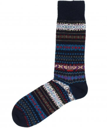 Striped Boyd Socks