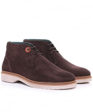 Suede Hudson Chukka Boots
