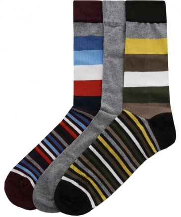Three Pack of Heywood Socks
