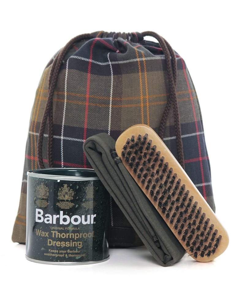 Barbour Wax Jacket Cleaning