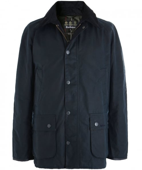 Barbour Wax Sterling Jacket