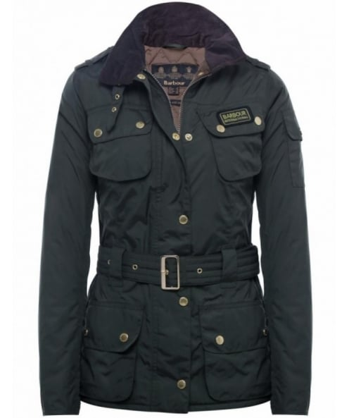Barbour Winter Rainbow Jacket