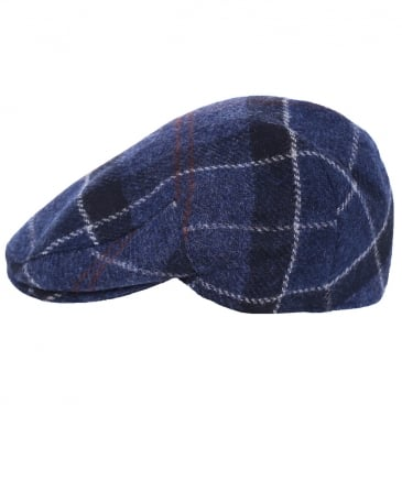 Wool Tweed Moons Cap
