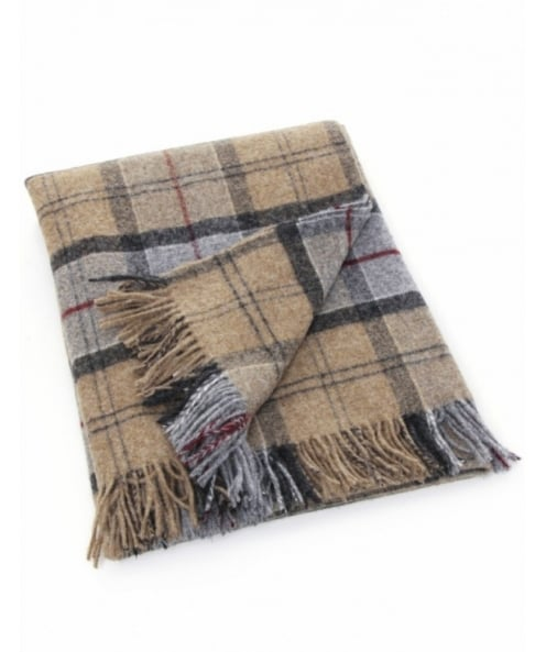 Barbour Wool Picnic Rug