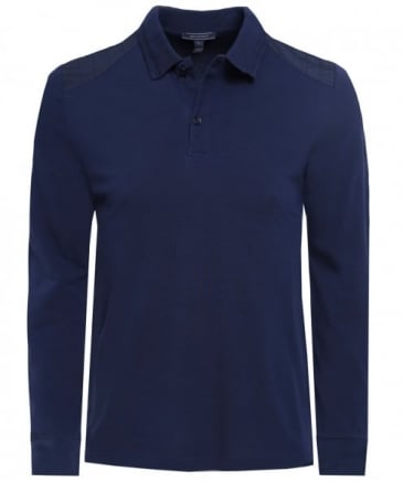 Long Sleeve Ashperton Polo Shirt
