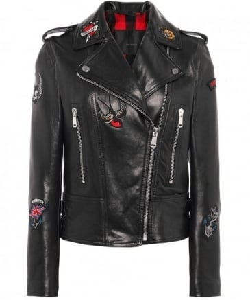 Mariner Marving-T Leather Jacket