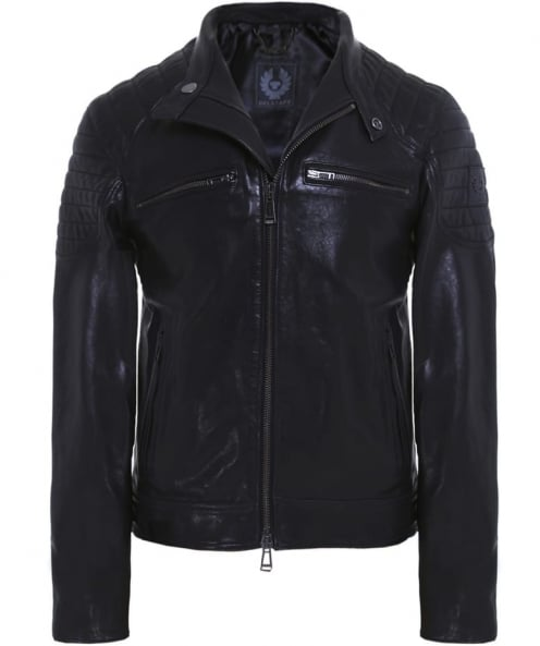 Jules B Stoneham Leather Jacket