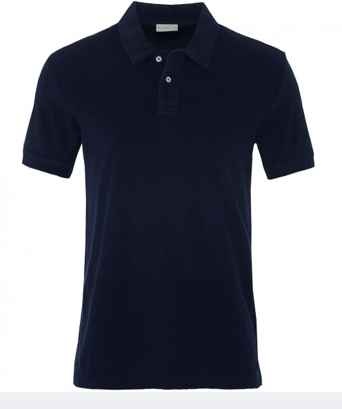 Bluemint Yam Toweling Polo Shirt