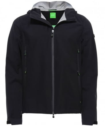 Hooded Japple NFC Logo Jacket