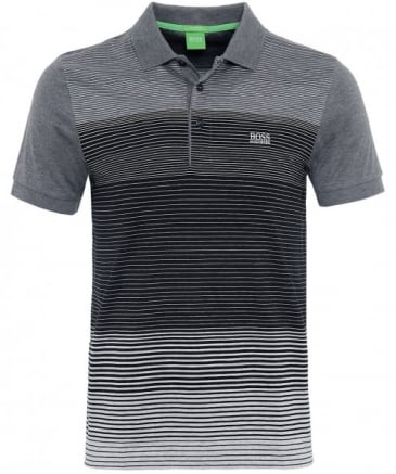 Jersey Striped Paddy 3 Polo Shirt