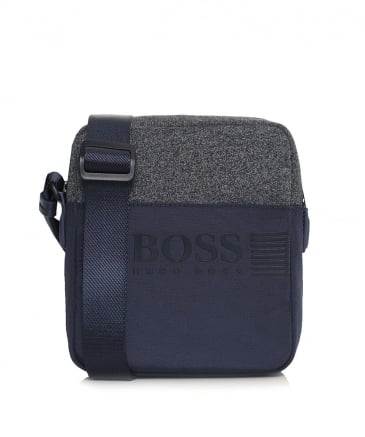 Pixel M_Ns zip Cross Body Bag