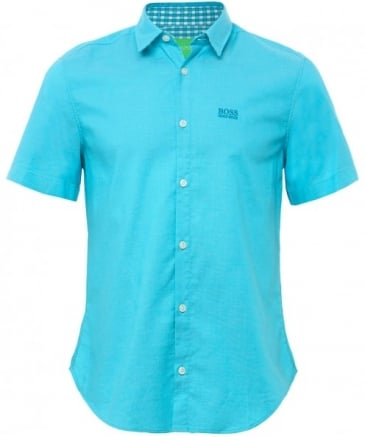 Regular Fit Short Sleeve C-Busterino Shirt
