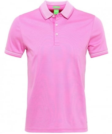 Regular Fit Striped C-Janis Polo Shirt