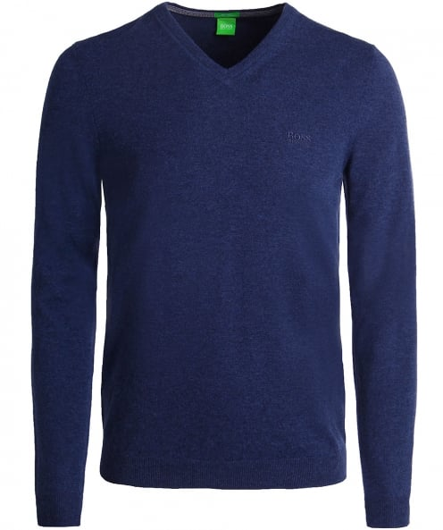BOSS Green Virgin Wool C-Celino_03 Jumper