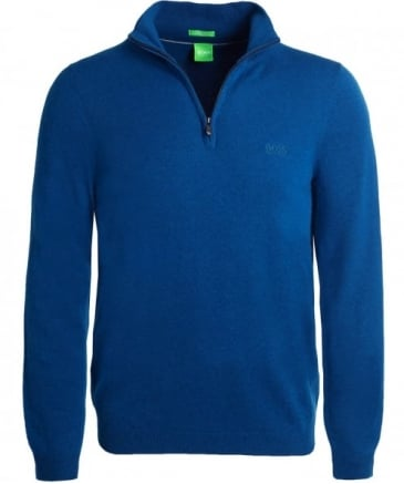 Virgin Wool Half-Zip C-Ceno_03 Jumper