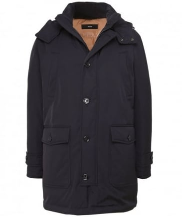 Hooded Delano Parka