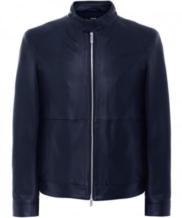 Leather Nartimo Jacket