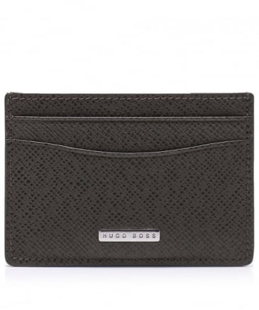 Leather Signature_S Card Case
