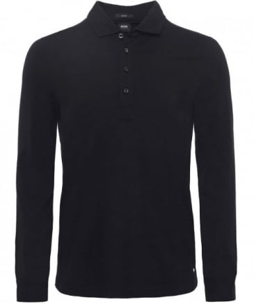Long Sleeve Paver 02 Polo Shirt